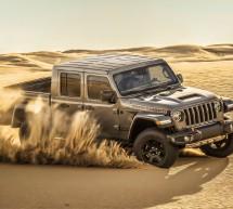 """""""جيب جلاديتور ساند رانر""""، شاحنة البيك أب متوسطة الحجم للطرقات الوعرة الأعلى أداء، سيّارة مصنوعة للتغلّب على الصحراء"""