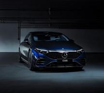 'شركة الإمارات للسيارات' تكشف عن سيارة EQS الجديدة في أبوظبي قبل طرحها رسمياً في السوق