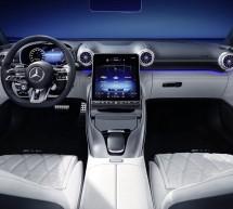 نظرة حصرية على مقصورة سيارة SL الجديدة من مرسيدس–AMG