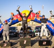 جويحان يلبي طموح الجمهور وينال لقب سباق السرعة الرابع وقطان بالمركز الثاني وعطاري ثالثا