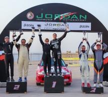جويحان  يفوز بالجولة  الختامية من بطولة الأردن للراليات ويعتلي القمة باقتدار والشرفا ثانيا وناصيف ثالثا