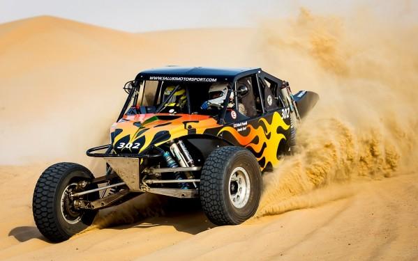 البلوشي يسعى لإحكام سيطرته على بطولة الإمارات الصحراوية