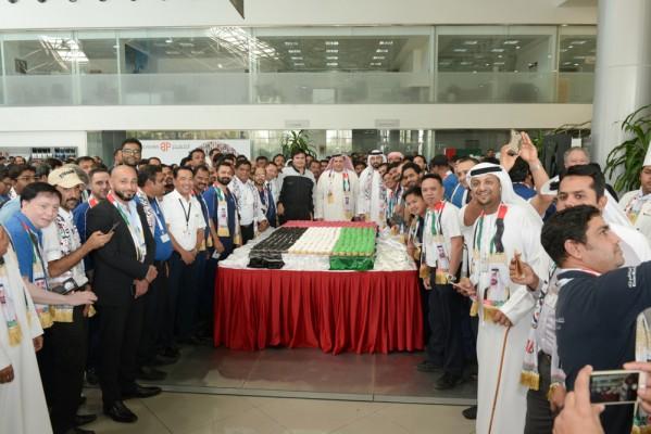 مجموعة الفهيم تختتم شهراً من الفعاليات والاحتفالات بمناسبة اليوم الوطني الإماراتي الـ 46