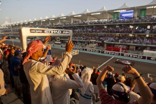 أرقام جديدة تنتظر حلبة مرسى ياس تسجيلها في سباق جائزة الاتحاد للطيران للفورمولا1 لعام 2017