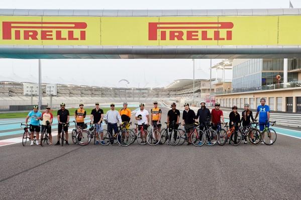بيريللي ومركز 'ياس سايكلز يتعاونان لتعزيز تجربة سائقي الدراجات الهوائية في الإمارات