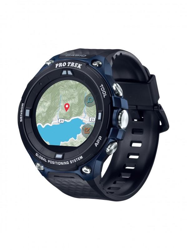 """""""كاسيو"""" تطلق بنجاح ساعتها الذكية الجديدة  """"Pro Trek WSD-F20A"""" في أسواق الإمارات"""