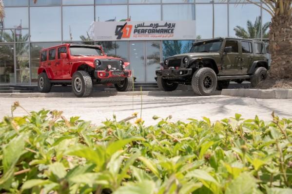 """في إطار الأهداف الإستراتيجية لـ """"مجموعة الفهيم"""" في التوسع إقليمياً """"بروفورمنس اتش كيو للسيارات"""" ترفد السوق الإماراتية بعلامات تجارية عالمية ورائدة في تعديل السيارات"""