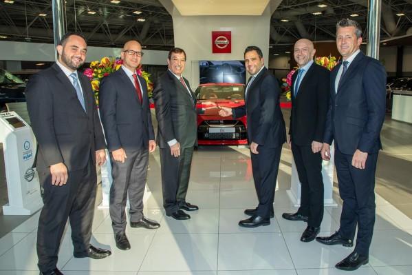 العربية للسيارات تطلق أكبر صالة عرض بمفهوم عصري جديد في المنطقة لعلامة نيسان