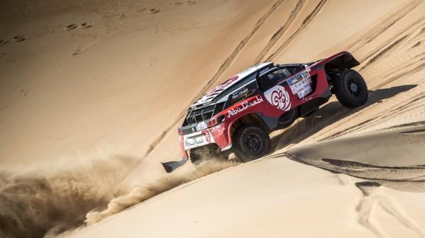 تأجيل رالي أبوظبي الصحراوي 2020