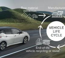 نيسان تحدد هدف الحياد الكربوني لعام 2050..السيارات الجديدة كلياً في الأسواق الرئيسية ستصبح جميعها كهربائية بحلول أوائل الثلاثينيات