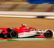 بوش تدعم سباقات السيارات الكهربائية بشراكة طويلة الأمد مع فريق دراغون/بينسكي أوتوسبورت لسباقات فورمولا إي في المملكة العربية السعودية