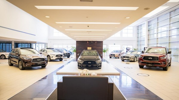 إنفينيتي من العربية للسيارات تطلق منصتها للتجارة الإلكترونية (INFINITI Now)