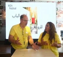 ايكيا تطلق مهرجانها الأول من نوعه:IKEA Festival جولة منزلية حول العالم